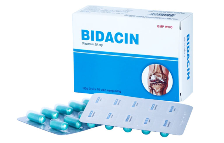 thuốc bidacin 50mg