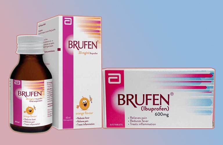 Thuốc Brufen