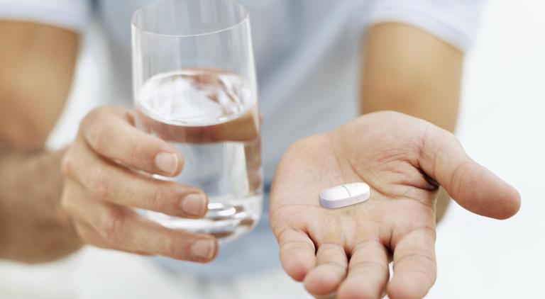 Khi quên sử dụng một liều thuốcBrufen, bạn cần uống liều đã quên ngay khi nhớ ra