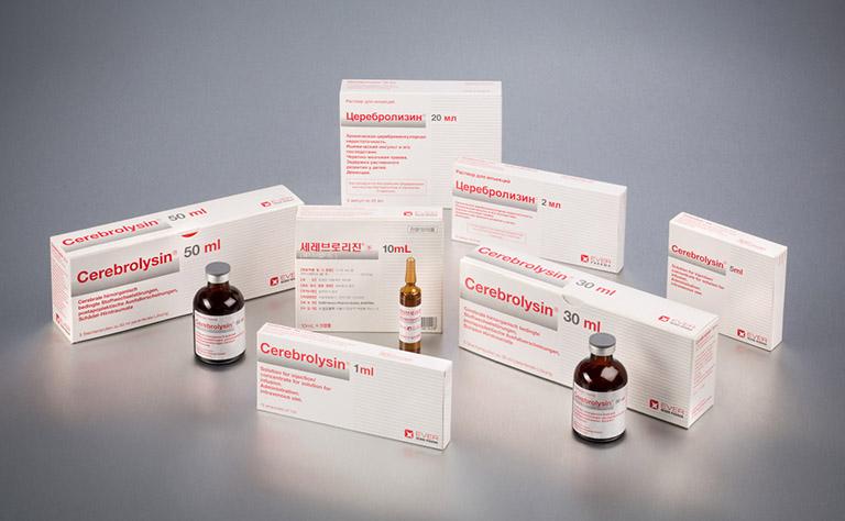 công dụng của thuốc Cerebrolysin
