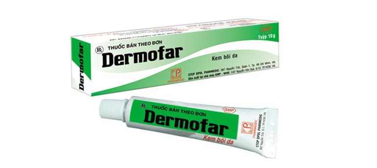 thuoc Dermofar