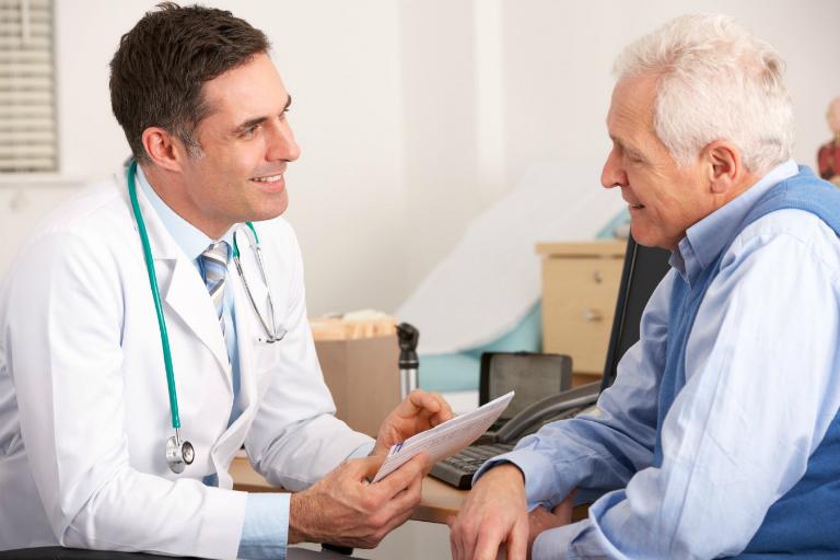 Nếu cơ thể xuất hiện các triệu chứng khác lạ trong thời gian dùng thuốc Hondroxid, bạn nên đến gặp bác sĩ để được khắc phục kịp thời.