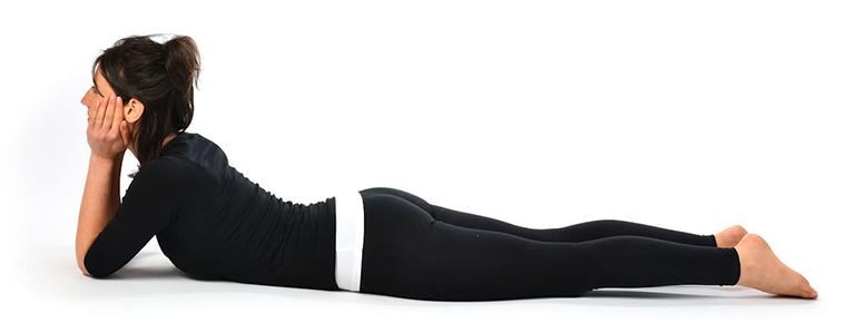 bài tập yoga trị thoái hóa cột sống