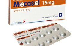 thành phần và công dụng của thuốc Mecasel