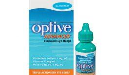 Thuốc Optive có những công dụng đối với mắt như: làm giảm tạm thời cảm giác nóng, làm giảm kích ứng, làm giảm khó chịu ở mắt,...
