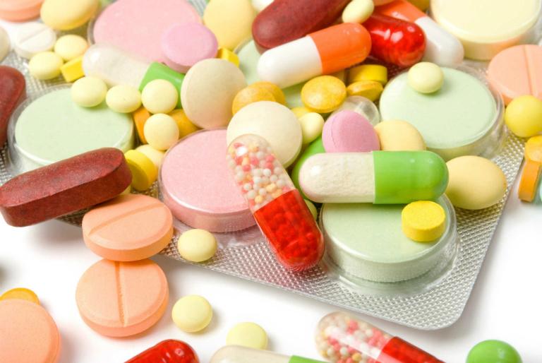 Chất Ginkgo trong thuốc có thể tương tác với một số loại thuốc.