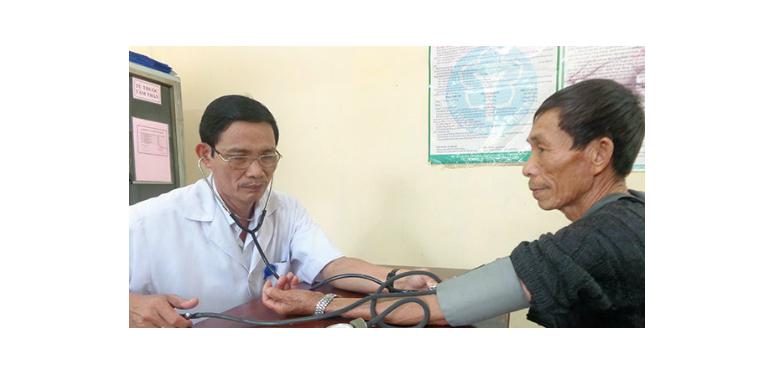 Phòng khám chuyên khoa Nội do bác sĩ Nguyễn Triêm, một bác sĩ Chuyên khoa I thành lập và điều hành.