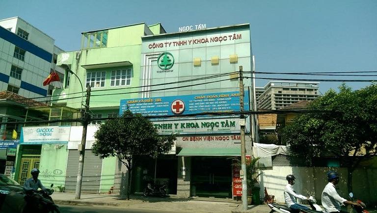 Chi nhánh Bệnh viện Ngọc Tâm