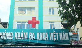 Phòng khám Đa khoa Việt Hàn Quận 12, TP.HCM