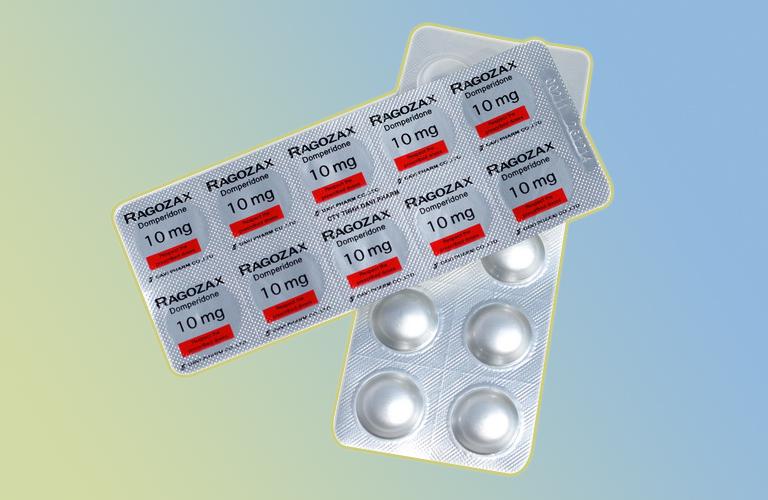 Liều dùng thuốc Ragozax