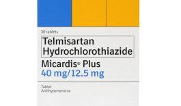 Telmisartan và những điều cần biết