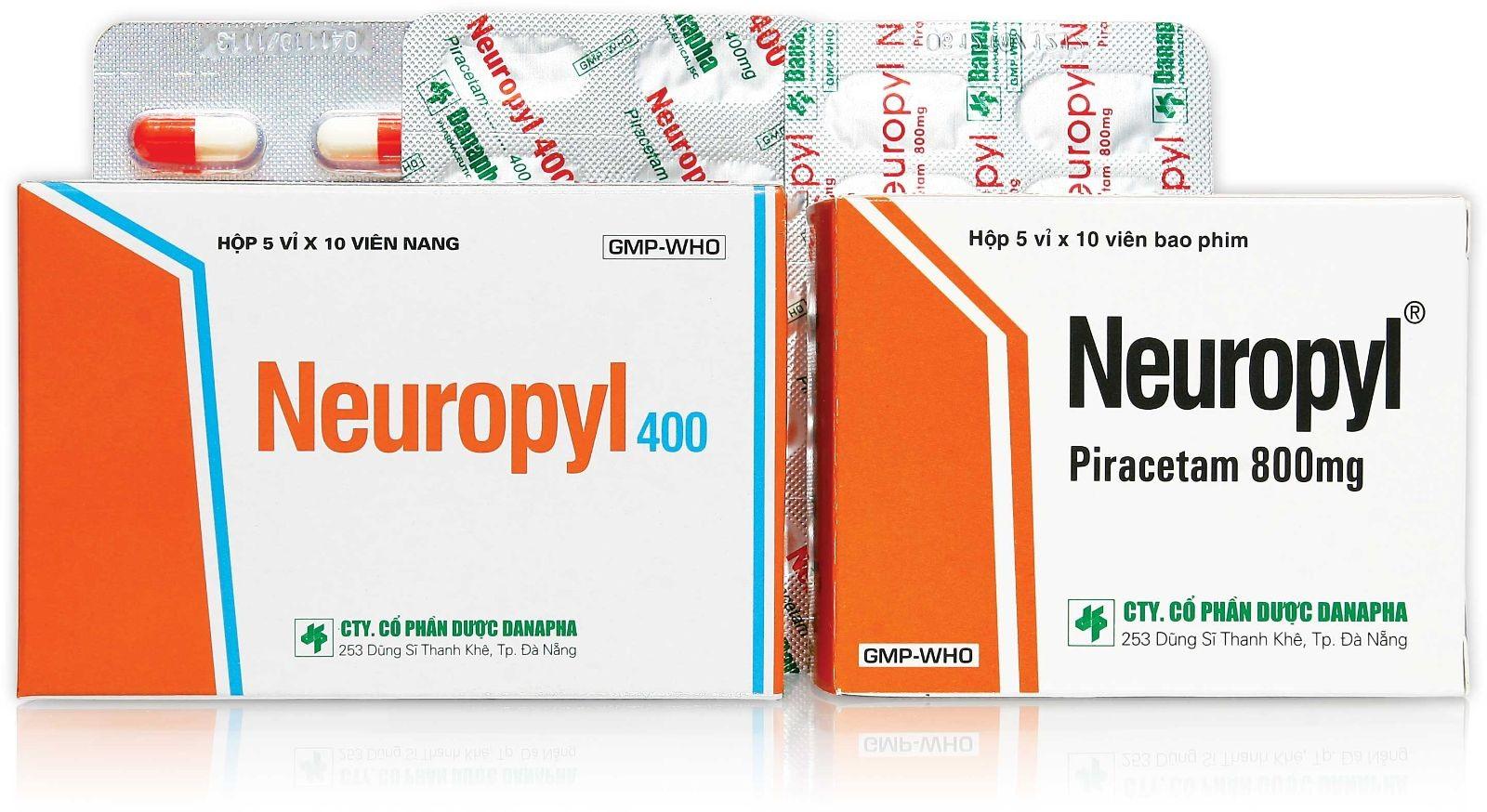 thuốc Neuropyl