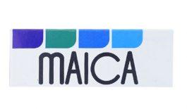 Thuốc bôi ngoài da Maica được bào chế dưới dạng dung dịch.