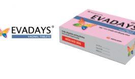 Thuốc Evadays là viên đặt dùng để điều trị bệnh viêm âm đạo.