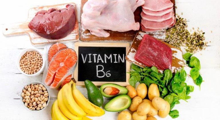 liều dùng vitamin B6