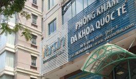 Phòng khám Đa khoa Quốc tế Yersin là một phòng khám đa khoa đạt chuẩn quốc tế. Phòng khám tọa lạc tại quận 3, Thành phố Hồ Chí Minh.