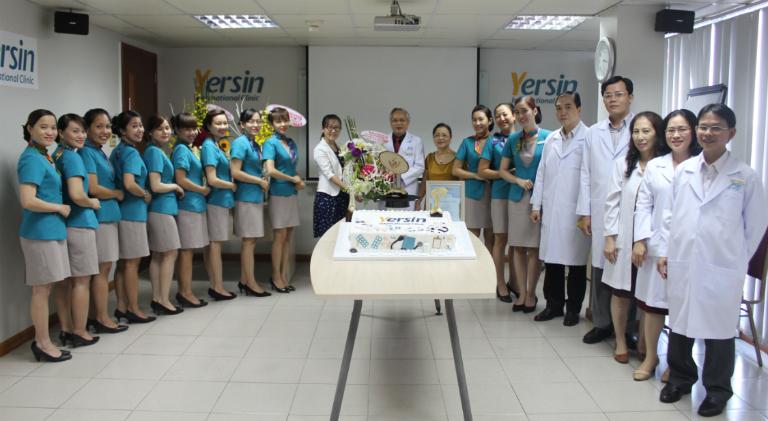 Phòng khám là nơi công tác của nhiều bác sĩ có chuyên môn cao, có nhiều năm kinh nghiệm trong nghề.