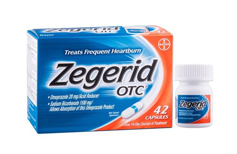 thông tin về thuốc Zegerid
