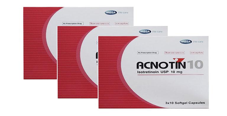 thuốc acnotin 10mg