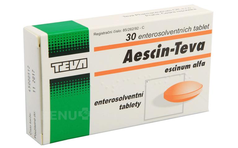 Thuốc Aescin