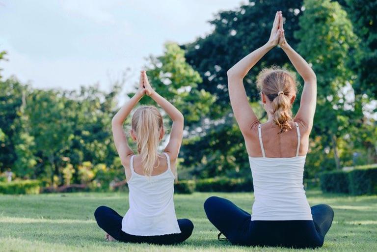 Bài tập thể dục chữa trào ngược dạ dày