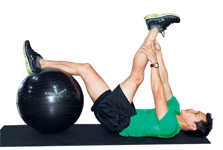 bài tập thể dục cho bệnh nhân thoái hóa cột sống
