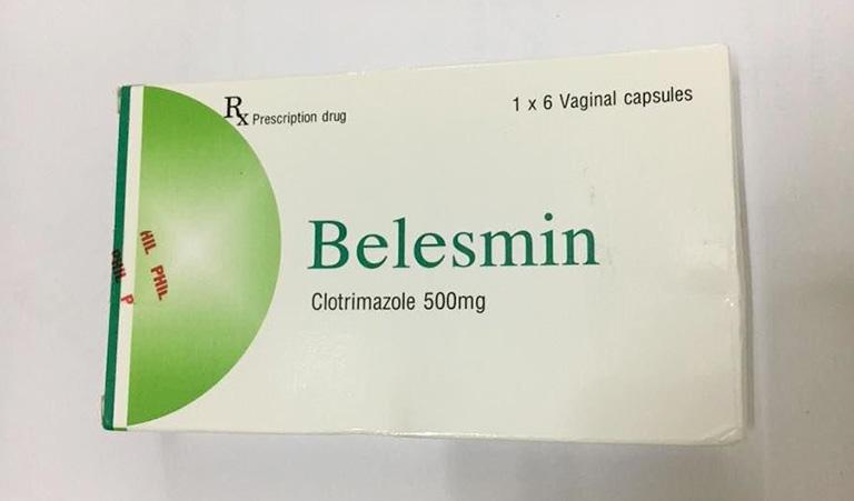 Thuốc Belesmin