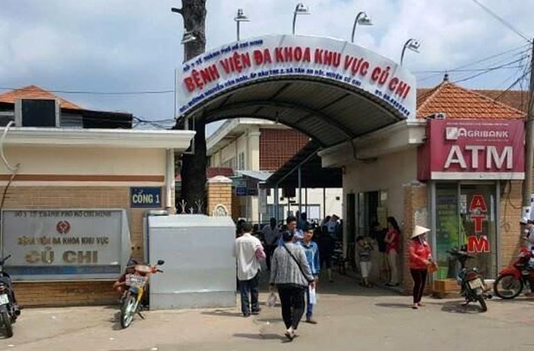 Bệnh viện Đa khoa khu vực Củ Chi