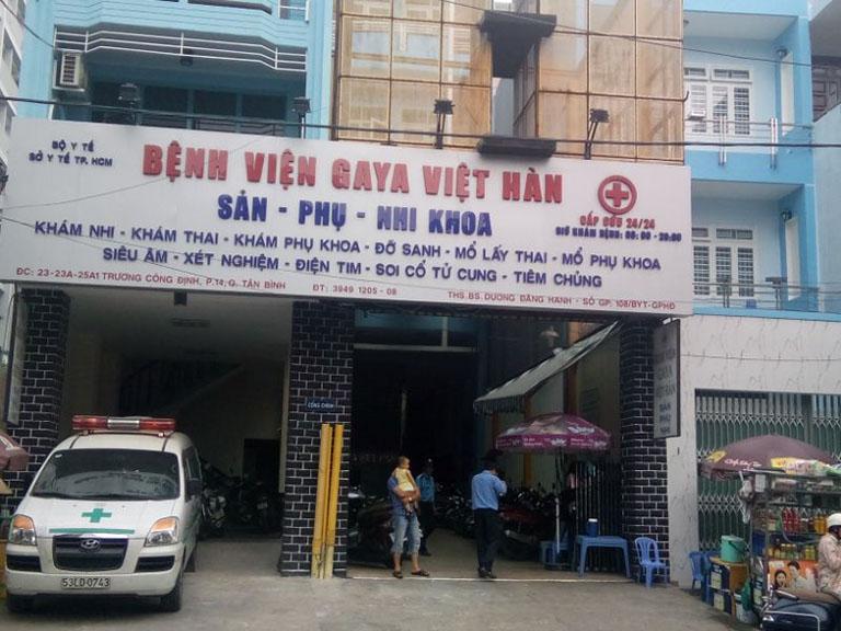 Bệnh viện GAYA Việt Hàn