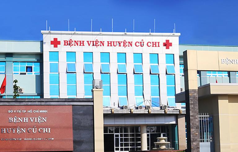 Bệnh viện Huyện Củ Chi