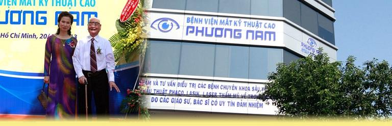"""Kết quả hình ảnh cho Bệnh viện mắt Phương Nam"""""""
