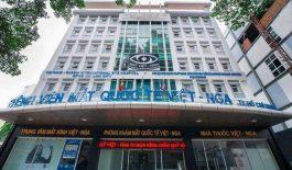 Bệnh viện Mắt Quốc tế Việt - Nga (Hồ Chí Minh)