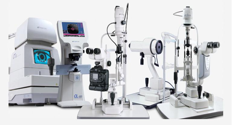 cơ sở vật chất bệnh viện Mắt Việt Hàn