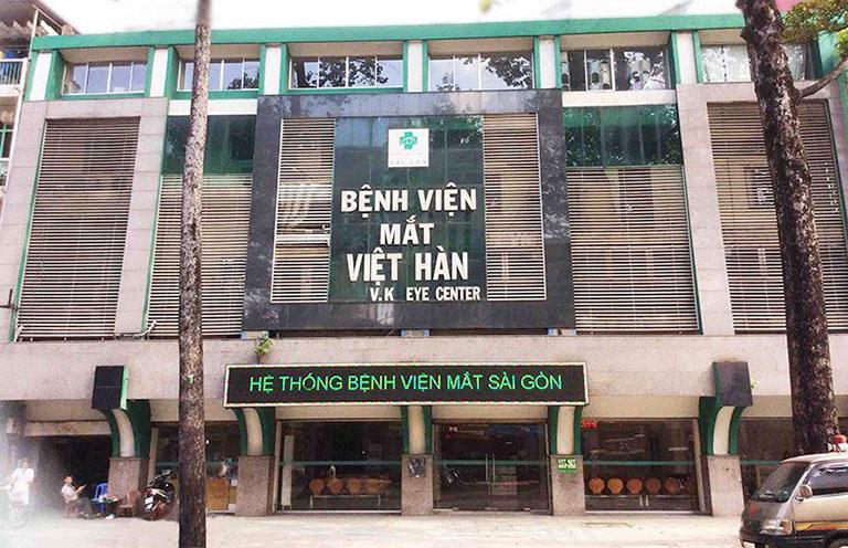 Bệnh viện Mắt Việt Hàn