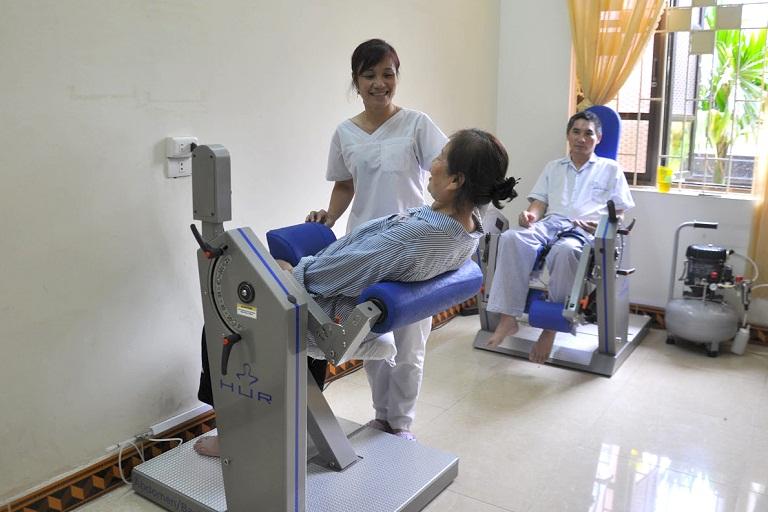 Bệnh viện phục hồi chức năng - điều trị bệnh nghề nghiệp