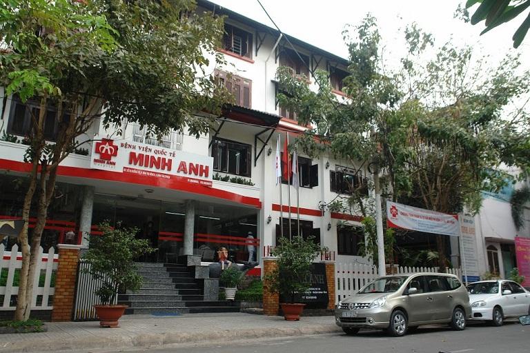 Bệnh viện Quốc tế Minh Anh