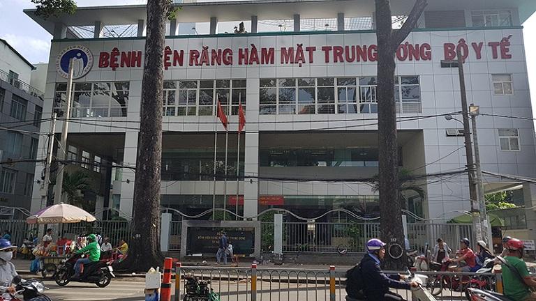Bệnh viện Răng Hàm Mặt Trung ương Thành phố Hồ Chí Minh