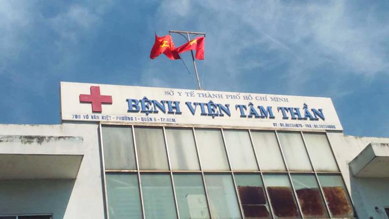 tổng quan về bệnh viện Tâm thần Tp.HCM
