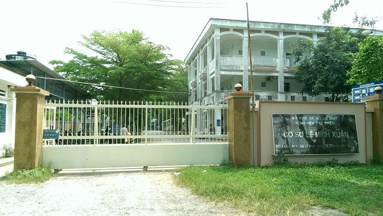 Bệnh viện Tâm thần Lê Minh Xuân