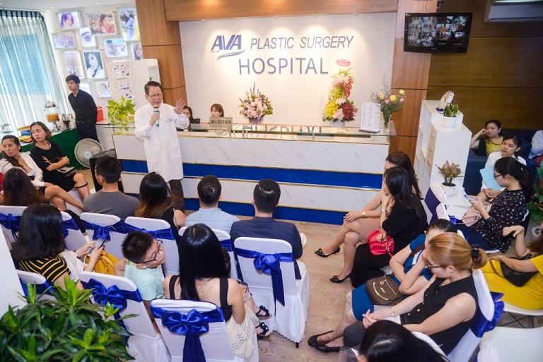 Bệnh viện thẩm mỹ Ava