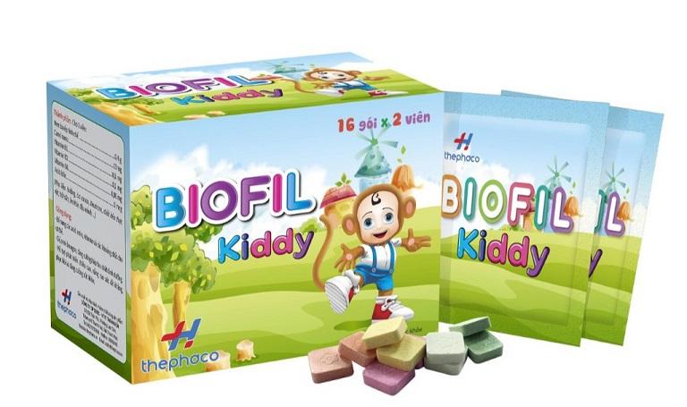 Thuốc Biofil Kiddy dạng viên ngậm