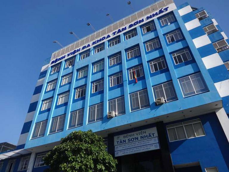thông tin về bệnh viện đa khoa Tân Sơn Nhất