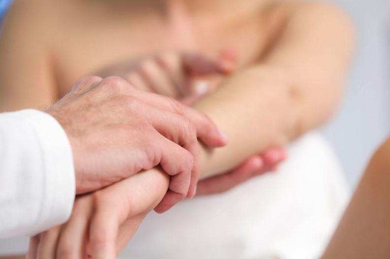 cách chẩn đoán viêm gân