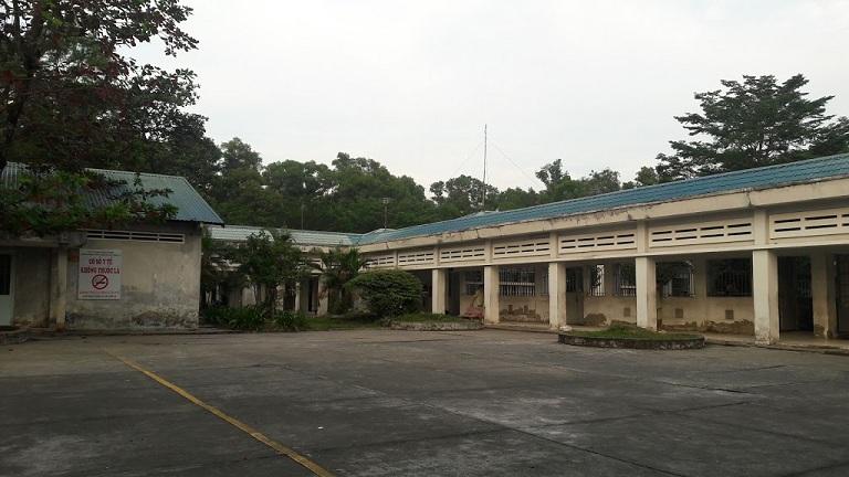 Cơ sở vất chất bệnh viện Tâm thần Lê Minh Xuân