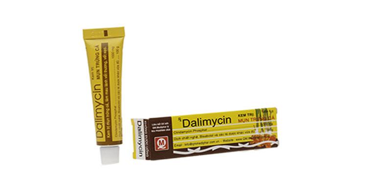 dalimycin giá bao nhiêu