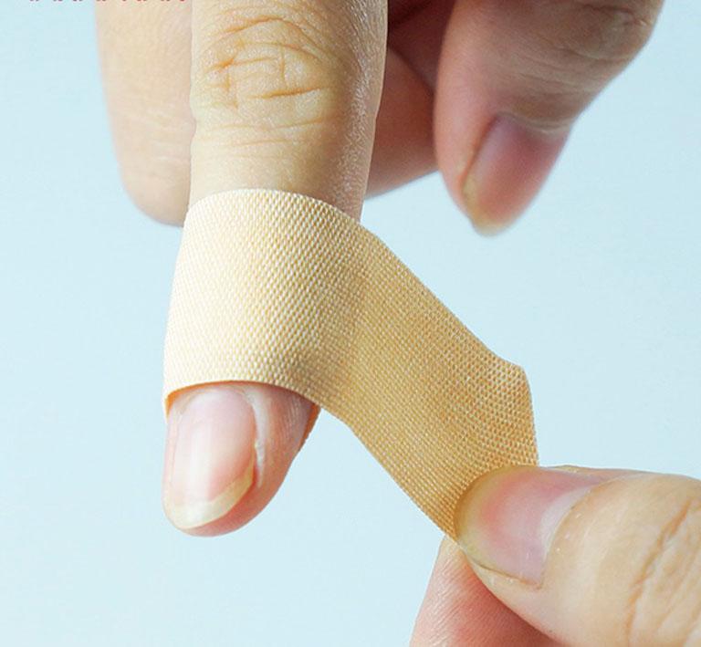điều trị đau ở đầu ngón tay