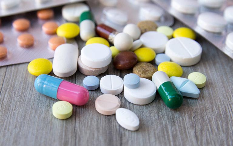 thuốc điều trị đau khớp gối