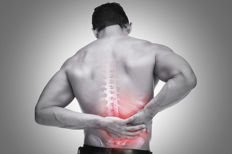 Suy thận có đau lưng không