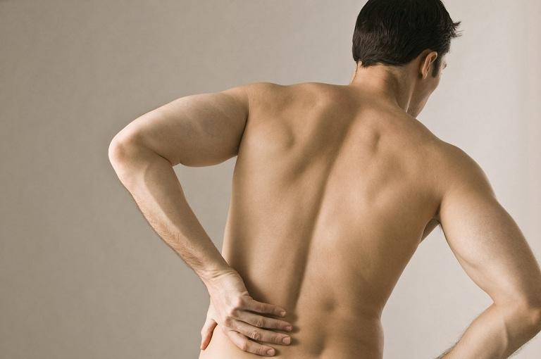 Hiện tượng đau lưng sau khi quan hệ