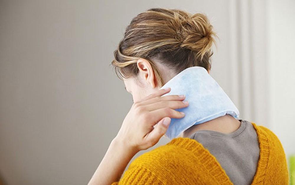 Cải thiện đau vai gáy sau sinh